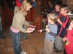 Weihnachtsfeier der E- und F-Jugend 2009_25